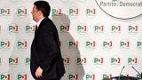 Renzi demite-se após desaire eleitoral