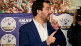 """Salvini e l'Europa: """"Per l'Italia decidono gli italiani"""""""
