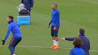 El PSG buscará la remontada ante el Real Madrid en París