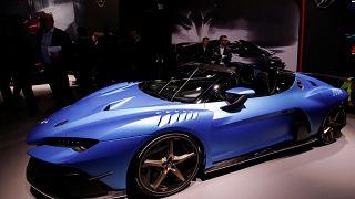 Salão Internacional do Automóvel de Genebra abre portas 5ª feira