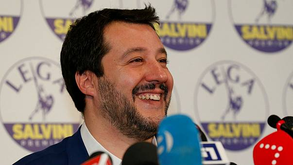 Who is Italy's far-right success story Matteo Salvini?