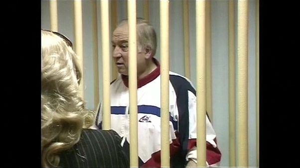 Ex-espião russo intoxicado no Reino Unido