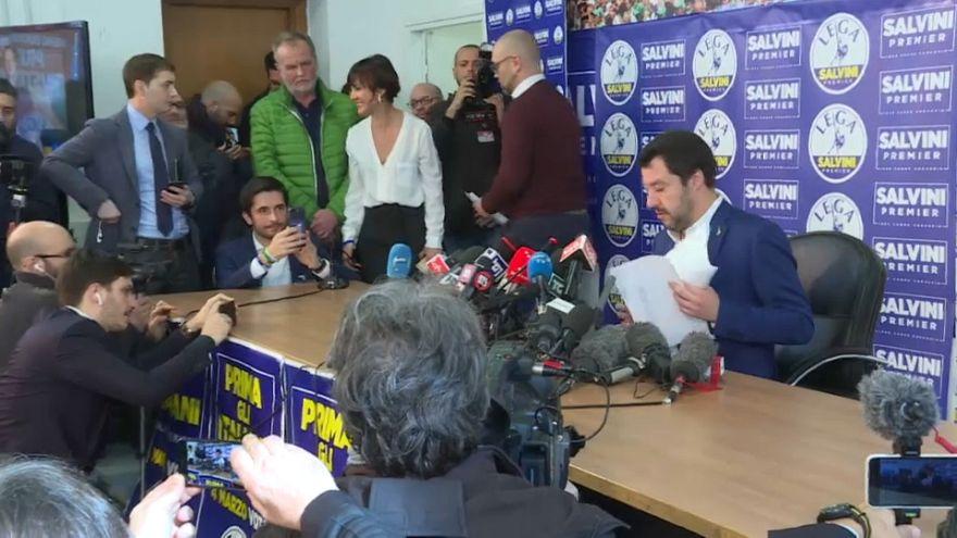 Lega, Salvini: a Bruxelles preparino gli scatoloni