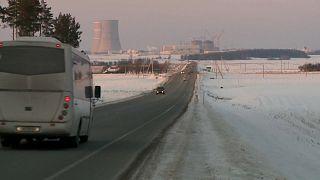 Ostrowez: Streit um Kernkraftwerk Weissrusslands an EU-Grenze