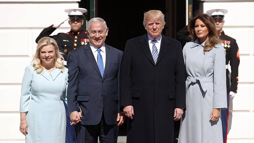 A visita a Washington de um Netanyahu em maus lençóis