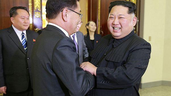 Συμφωνία για επανέναρξη του διαλόγου στην κορεατική χερσόνησο