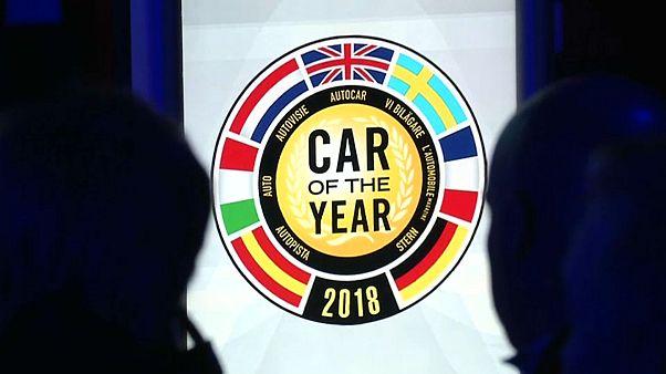 Volvo XC40 - европейское авто года