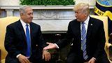 Trump: Amerika Büyükelçiliği'nin açılışı için Kudüs'e gidebilirim