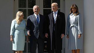 سفر نخست وزیر اسرائیل به آمریکا