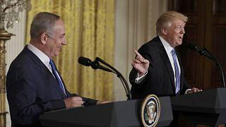 ΗΠΑ: Θερμή υποδοχή Νετανιάχου στο Λευκό Οίκο