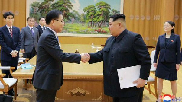 Las dos Coreas acuerdan celebrar una cumbre en abril