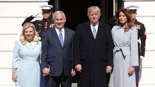 Benjamin Netanyahou et Donald Trump solidaires