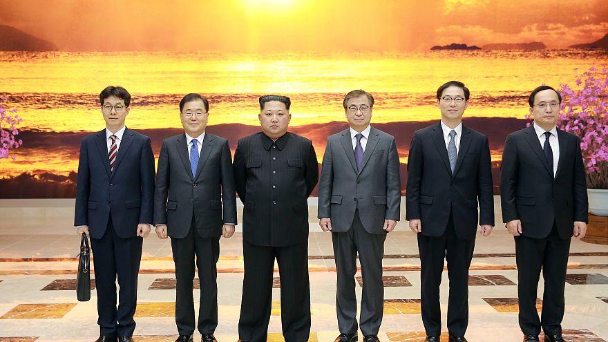 Les deux Corées d'accord pour tenir un sommet en avril