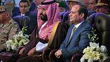 Mısır'da konuşan Suudi prens Türkiye, Katar ve İran için 'şeytan üçgeni' dedi