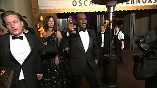 """Oscar """"volé"""" à Hollywood"""