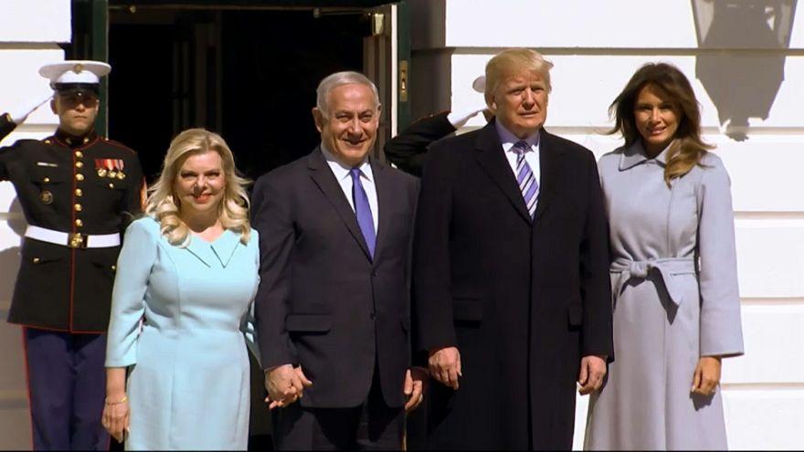 Netanyahu llega a la Casa Blanca perseguido por la corrupción