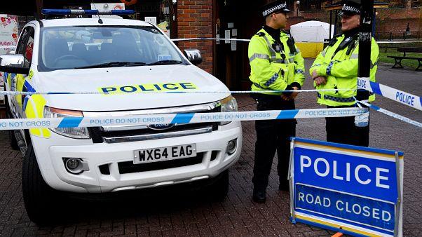 Un ex-espion russe empoisonné en Angleterre?