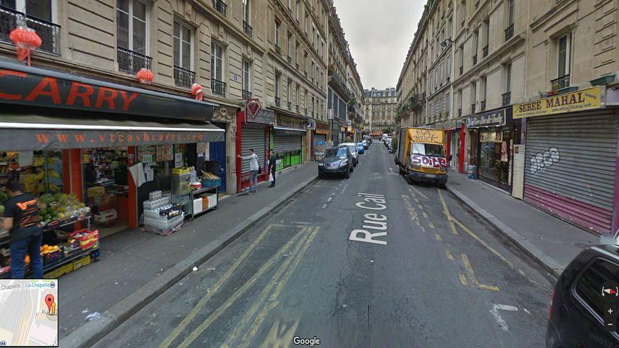 ملثمان يقطعان فروة رأس وذراع سيرلانكي في مطعم بباريس