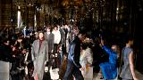 Finale der Pariser Fashion Week