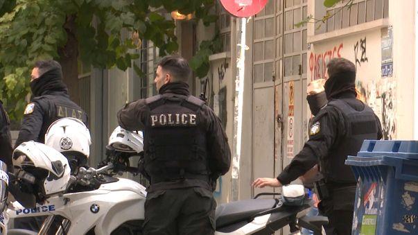 Golpe policial al grupo de extrema derecha griego Combate 18