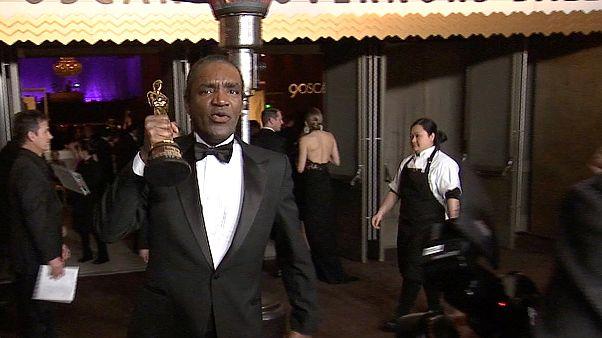 Terry Bryant, il ladro di Oscar.