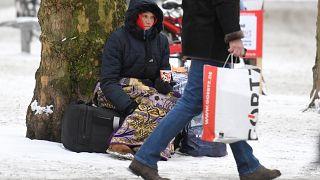 Δράσεις για άστεγες γυναίκες στη Βουδαπέστη ενόψει της Μέρας της γυναίκας