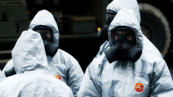 راز ترور جاسوسان روس در بریتانیا؛ نویچوک چیست؟