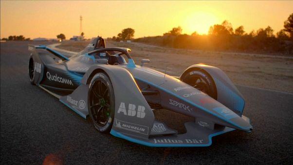 Svelata a Ginevra la nuova e avveniristica Formula E