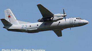 Κατέπεσε ρωσικό πολεμικό αεροσκάφος με 39 επιβαίνοντες