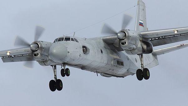 В Сирии разбился военный самолёт, погибли люди