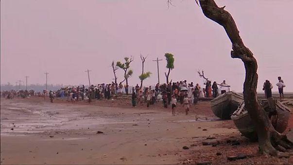 ONU denuncia que limpeza étnica dos rohingya em Myanmar persiste