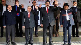 «Ζήτω ο Τσάβες» λένε οι ηγέτες της ALBA πέντε χρόνια μετά το θάνατό του