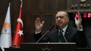 Erdoğan'dan AB'ye S-400 eleştirisi