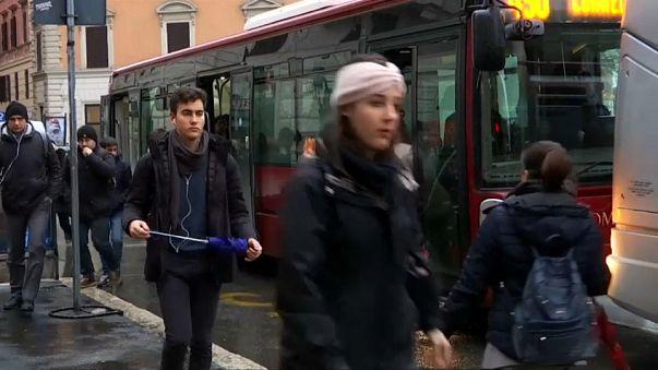 Italia entre el escepticismo y el hastío