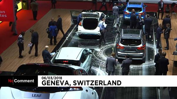 Ginebra enciende motores