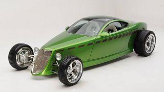 Car design dazzles spectators at the Classic Auto Show