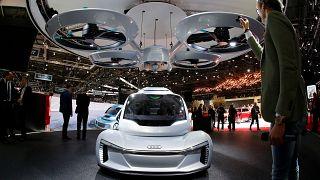 """Salone di Ginevra: meno diesel, più auto """"alla spina"""""""