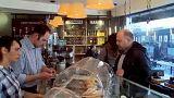 Café italiano em Bruxelas
