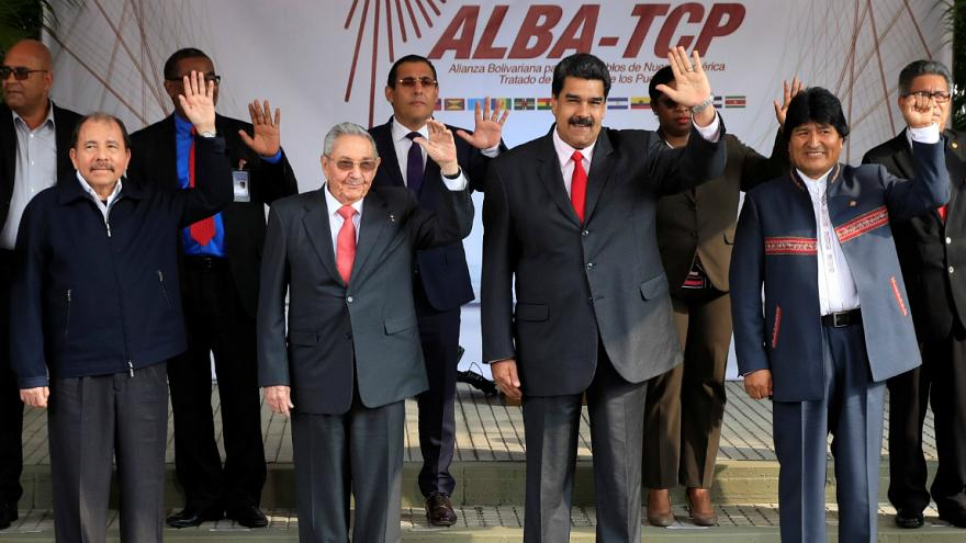 "Nicolás Maduro: ""ninguém cala a Venezuela"""