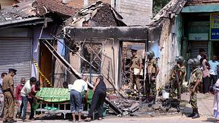 Anti-Muslim violence has been on the rise in Sri Lanka in recent years.