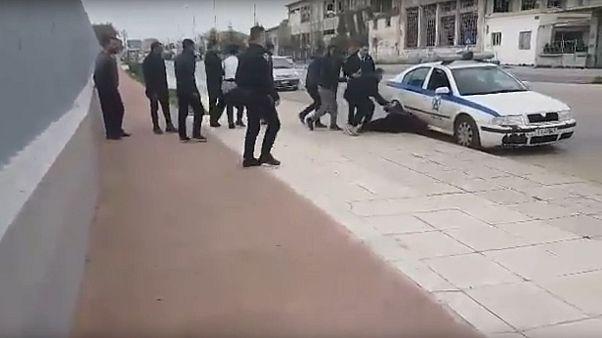 ΕΔΕ Κουρουμπλή για τον τραυματισμό πρόσφυγα στην Πάτρα
