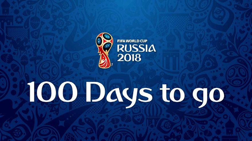 100 дней до ЧМ-2018