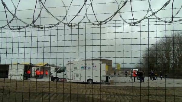 Calais : l'Etat français reprend la distribution des repas aux migrants
