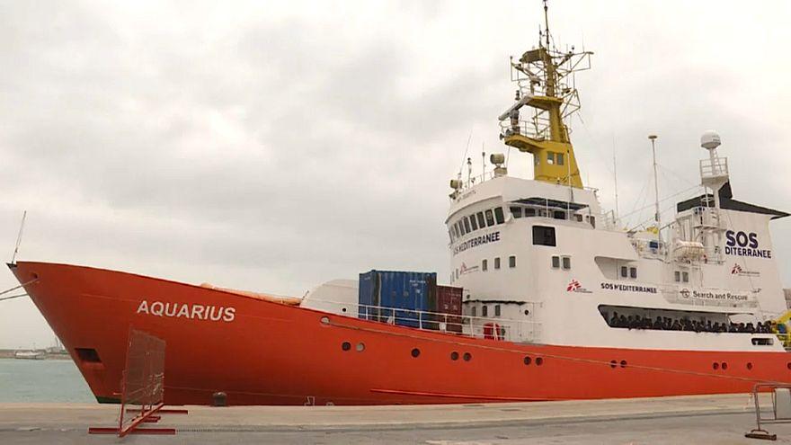 Migranten: 30 Schiffsbrüchige gerettet, 21 Tote