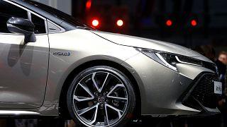 El uso del diésel divide a los fabricantes en el Salón del Motor de Ginebra