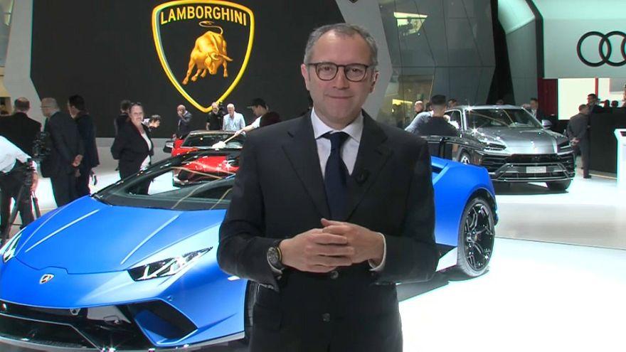 Entrevista a Stefano Domenicali, director general de Lamborghini