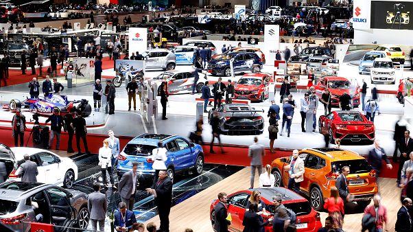 Женевский автосалон: споры о дизеле