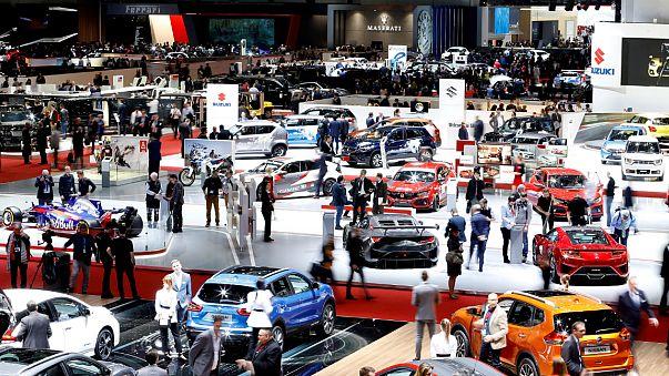 Salão Automóvel de Genebra: Fabricantes procuram modelos mais ecológicos