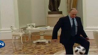 Τα «γκελάκια» του Πούτιν