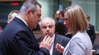 Athènes se tourne vers l'UE face à la Turquie